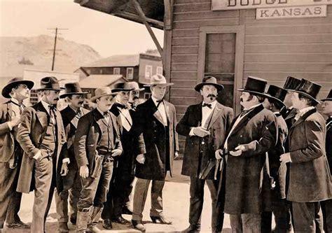bert lindley as wyatt earp in 1923 s bill hickok the