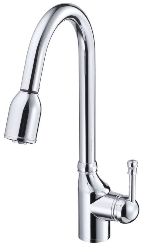 kitchen faucets danze faucet d457015 in chrome by danze