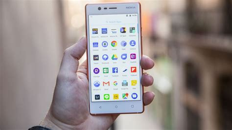 la 3 mobile nokia 3 and 5 bring up the middle of its new android phone