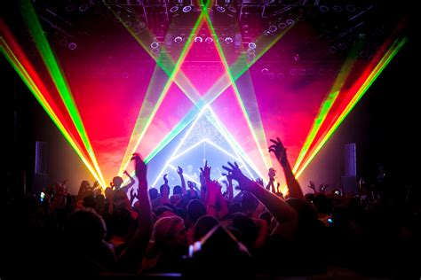 Things You Should Know Edm Decoded Ypulse Home Light Show