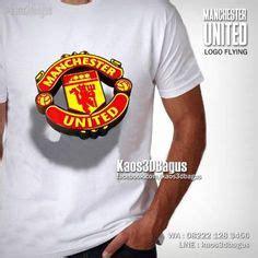 Kaos 3d Umakuka Mu Logo Retak Manchaster United kaos terbaru manchester united dengan nama kaos there s only one united kaos manchester united