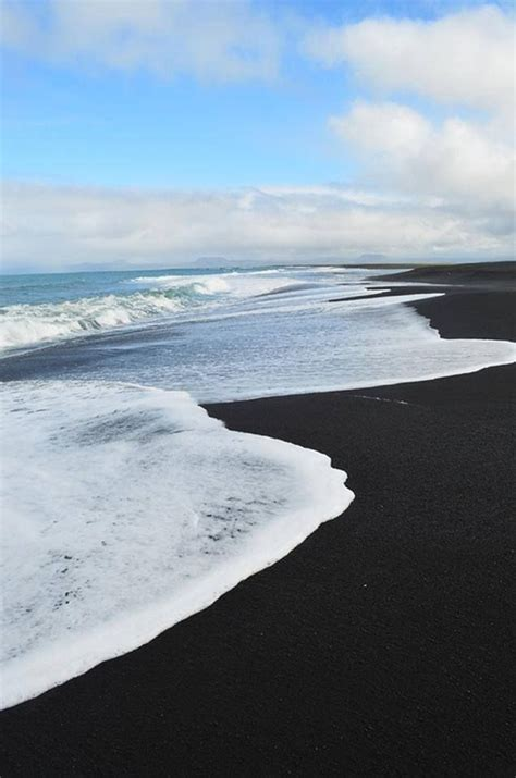beach with black sand black sand beach hawaii i love the beach pinterest