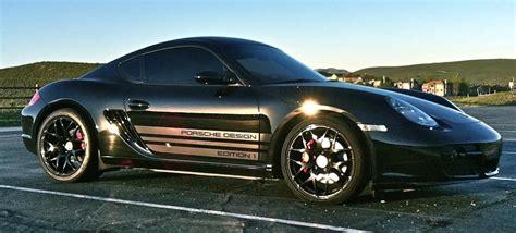 Porsche Design Sale by For Sale 2008 Porsche Cayman S Turbo Design Edition 1
