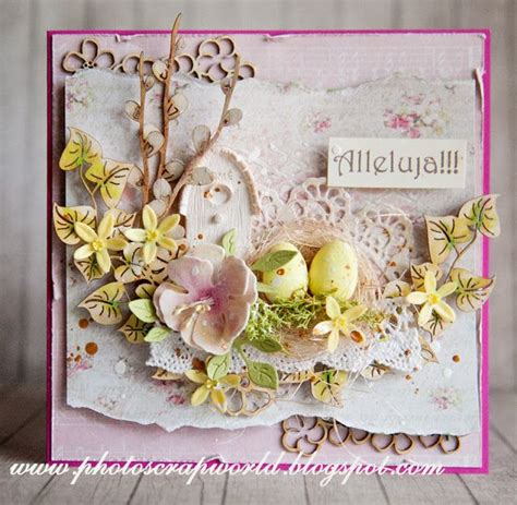 Handmade Card Layouts - 21 best images about easter cards of others on