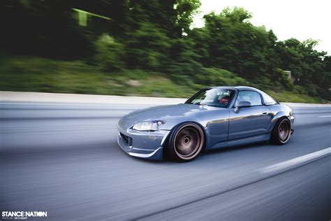 stancenation honda s2000 dropped fitted honda s2000 stancenation form