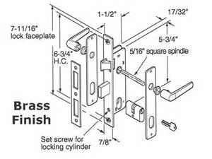 schlage glass door knobs alfa img showing gt mortise lock parts diagram