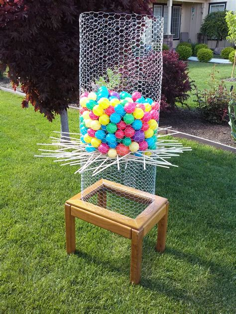 backyard kerplunk game pin by erika nickell lockwood on d i y pinterest