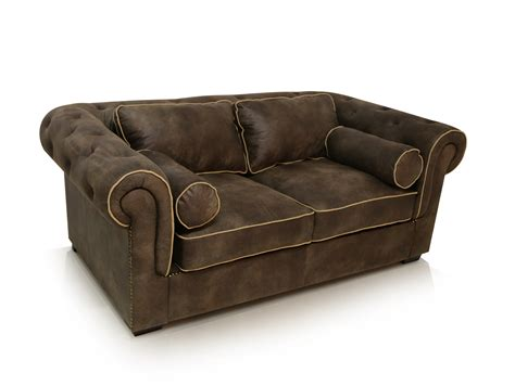 walstar sofa 2 sitzer grau braun