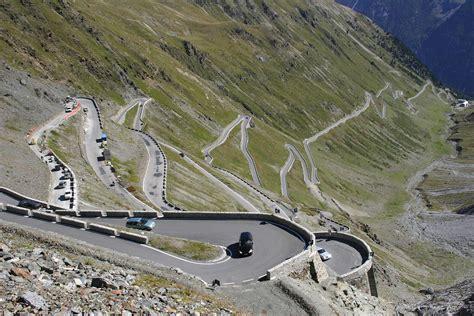 Stilfserjoch Motorrad by Stelvio Pass Riser Biker Blog