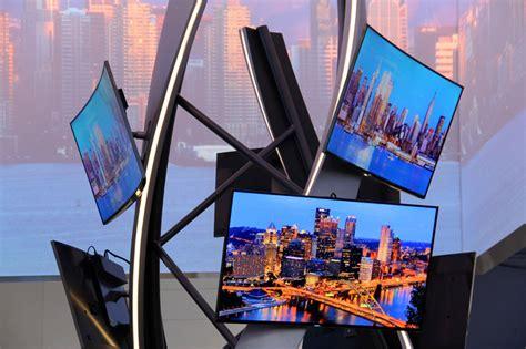 Tv Samsung Layar Lengkung samsung resmi luncurkan uhd tv layar lengkung jagat review