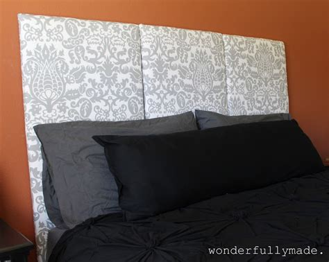 diy upholstered bed wonderfully made my diy upholstered headboard