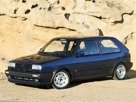 volkswagen golf 1985 1985 vw golf gti featured custom vehicles eurotuner