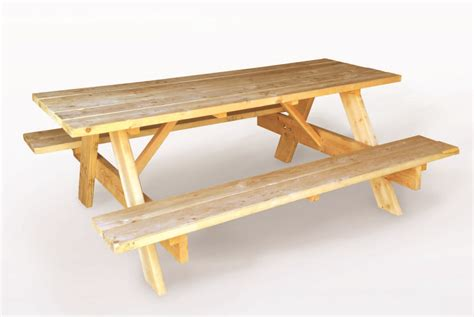 picnic table standard rentals