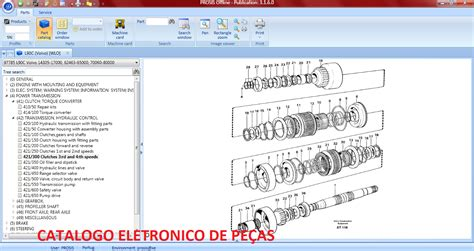 cep catalogo eletronico de pe 199 as prosis volvo 2011