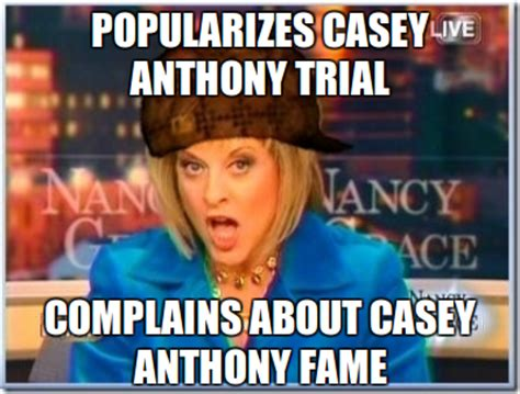 Nancy Grace Meme - image 144869 casey anthony trial know your meme