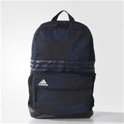 Adidas Classic Backpack Graphic In Navy Originals rugzakken adidas nl