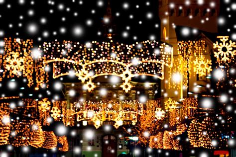 Don T Miss Fayetteville S Lights Of The Ozarks 2017