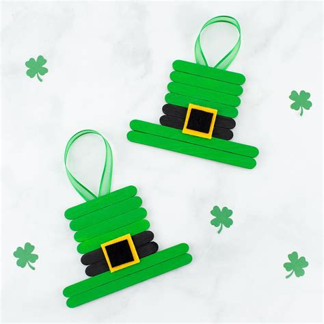 day craft 7 and easy st s day craft ideas lucky me