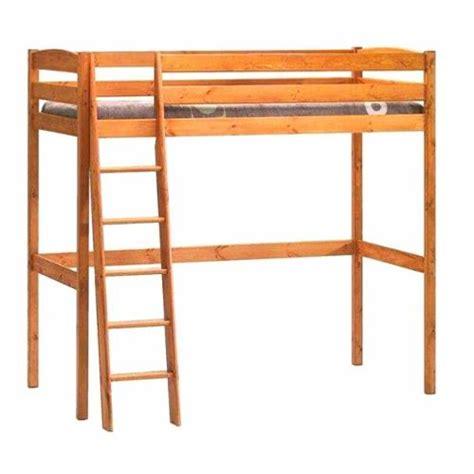 lit mezzanine 1 place en bois achat et vente