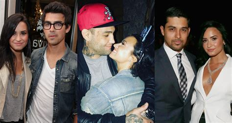 did demi lovato and joe jonas dated in real life demi lovato is single peep her dating timeline demi