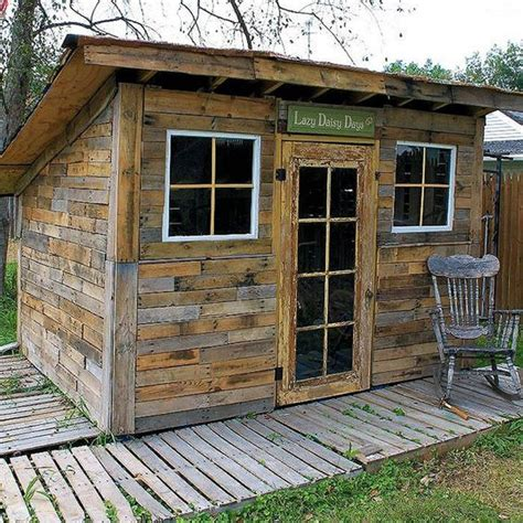 Shed Creative by Shed Made Out Of Pallets Creative Things You Can Make