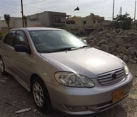 Toyota Altis Automatic Toyota Corolla Altis Automatic 1 8 2007 For Sale In