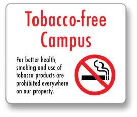 No Tobacco Day Essay by Tobacco Free Cus Initiative George Fox