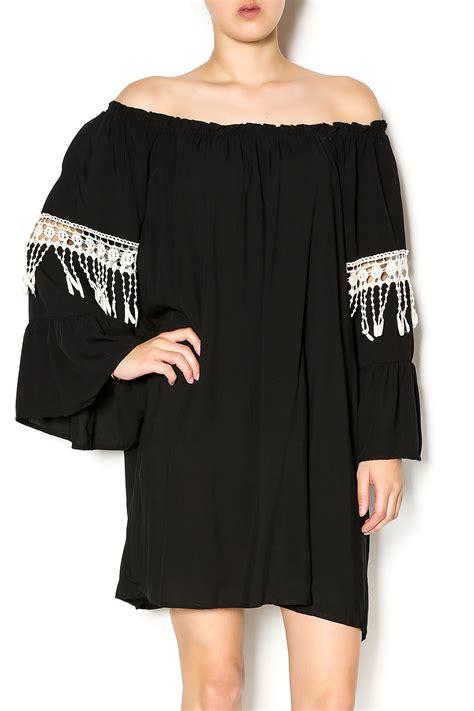 Zes Minori Tunik Black Dress Tunik umgee usa black tunic dress from mississippi by exit 16
