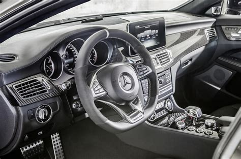 Mercedes Cls 63 Amg Interior by Mercedes Amg Cls 63 Performance Autocar