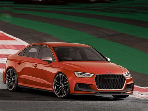 Audi A3 Clubsport by Audi A3 Clubsport Quattro Concept 2014 Picture 6