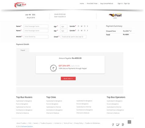 ticket booking template ticket booking and reservation system true