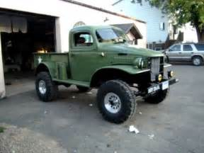 1942 dodge power wagon with a big block 496 chev