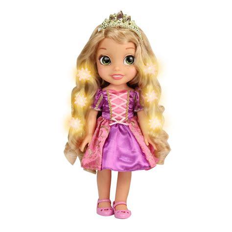 Special Produk Rapunzell disney princess hair glow rapunzel toddler doll disney