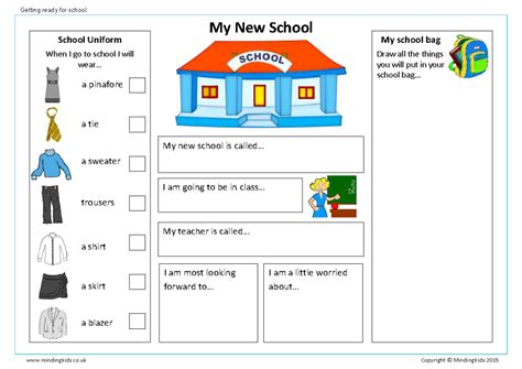 getting ready for ready for school workbook help children prepare for