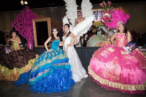 quinceanera themes for october our 2014 ontario quince expo broke a record