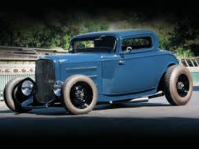 1932 ford coupe two three window