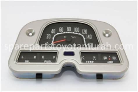 Speedometer Assy Verza Original Ahm speedometer assy original hardtop