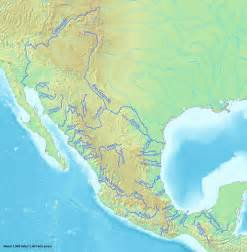 us waterways and mexico map list of rivers of mexico wikiwand