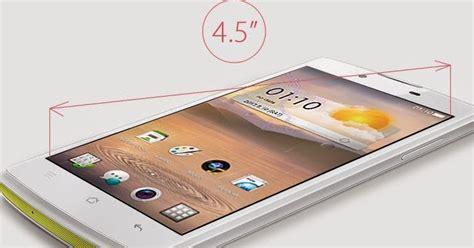 Hp Oppo Layar Sentuh oppo neo hp android jelly bean harga dibawah 2 juta
