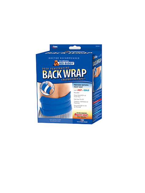 bed buddy back wrap medlab supplies n v bed buddy back wrap back wrap