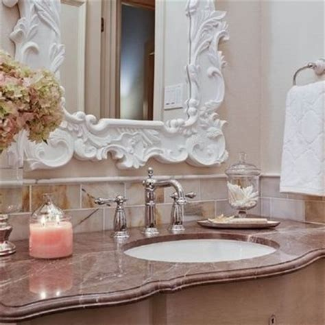 glam bathroom ideas vintage glam bathroom change mirrors in bathrooms