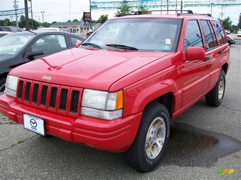 1996 jeep grand colors 1996 jeep grand limited 4x4 16903337