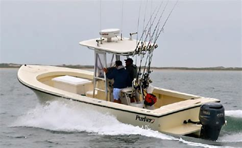 parker boats cape cod charter fishing boats