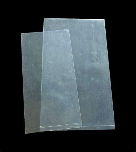 jual plastik mika pp    tebal  mikron bening kilap