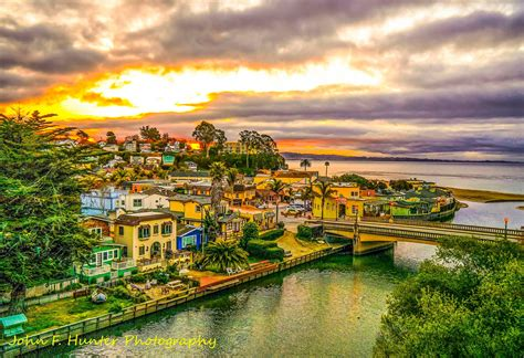capitola village shopping dining activities find fire over the village capitola by the sea