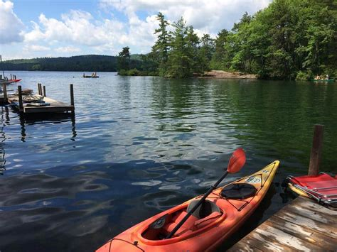 squam lake boat rentals lakes region cabins cottages condos and motels