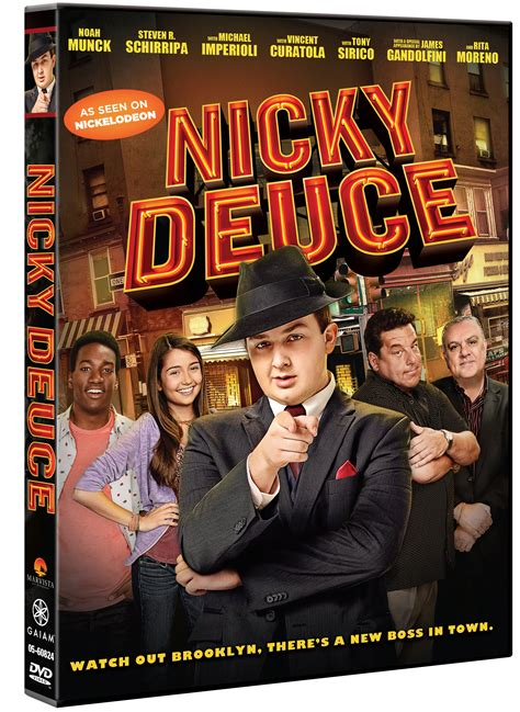 nicky deuce nicky deuce arrives on dvd today from gaiam vivendi