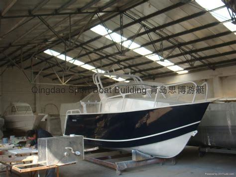 chinese boat manufacturers 5 90 meters aluminum cabin fishing boat 590 sport boat