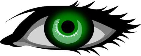 Mata Eyelid Transparant green eye clip at clker vector clip royalty free domain