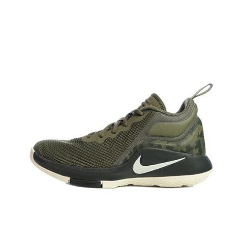 Sepatu Basket 200 Ribu jual sepatu basket nike lebron witness 2 gs olive original